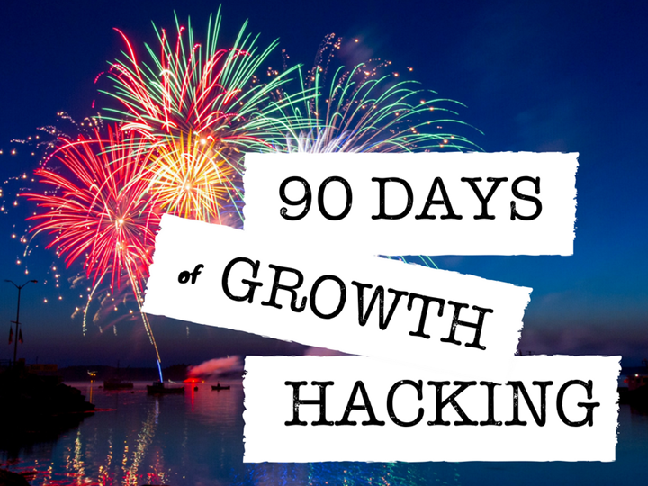 90 Days of Growth Hacking